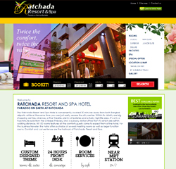 Ratchada Resort and Spa Hotel